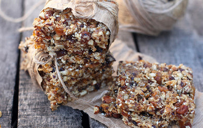 Fruit n' Nut Protein Bar