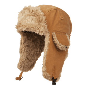 Tough Duck Brown Aviator Hat