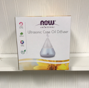 Now, Ultrasonic Cone Oil Diffuser