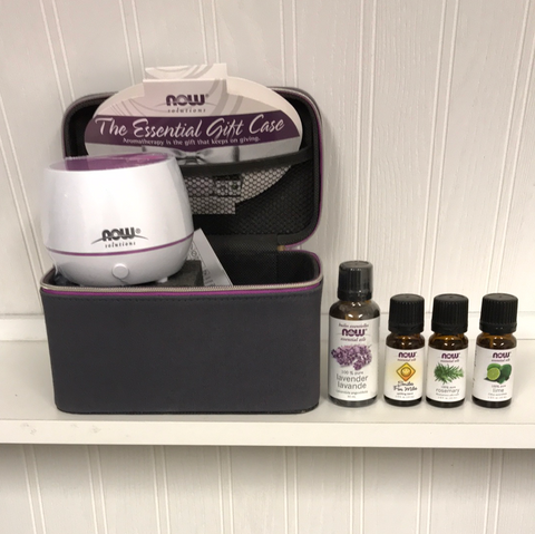 Now Aromatherapy Gift Case