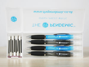 The Pendemic - Family pack, Set of four- Pen Sanitiser 1