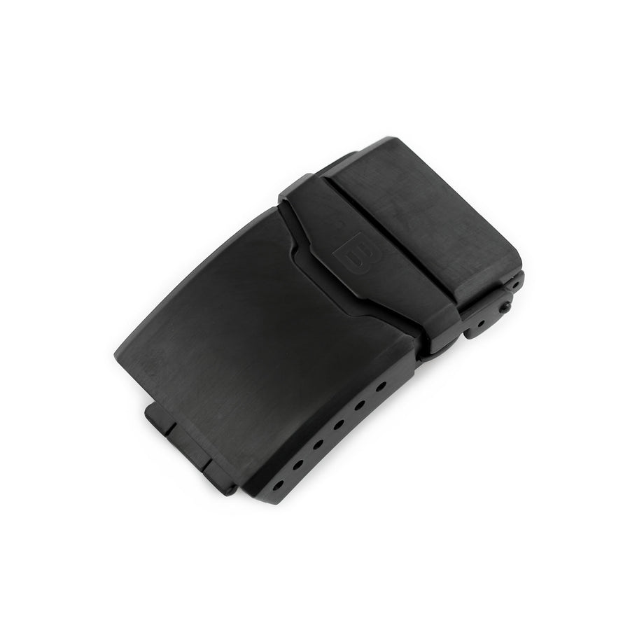 20mm Streetmatic Buckle Black