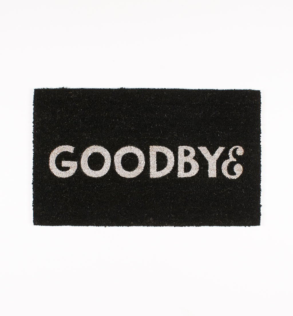 Parra - goodbye doormat