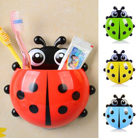 1pcs Ladybug Animal Insect Toothbrush
