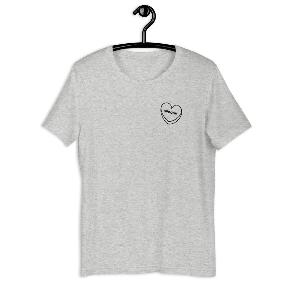 Spoonie Heart T-Shirt