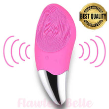 Load image into Gallery viewer, Flawless Belle Brush ™ – Facial Sonic Vibration Technology (Ultra Soft & Hygienic)