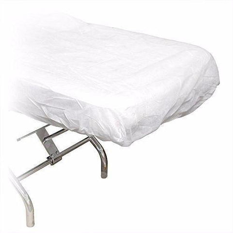 Cello Fitted Sheets 75 x 200cm White - Carton (100) CELLO