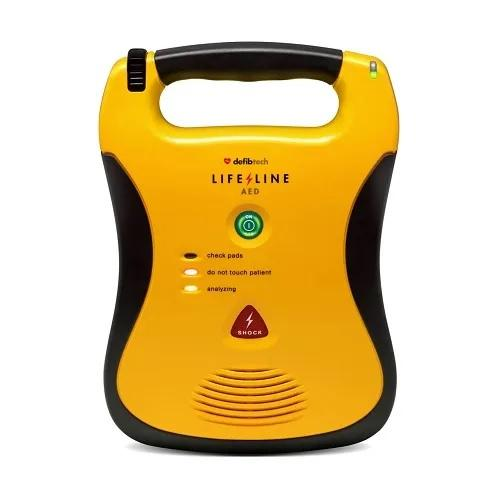 Defibtech Lifeline Semi-Automatic AED with 7 Year Battery DEFIBTECH