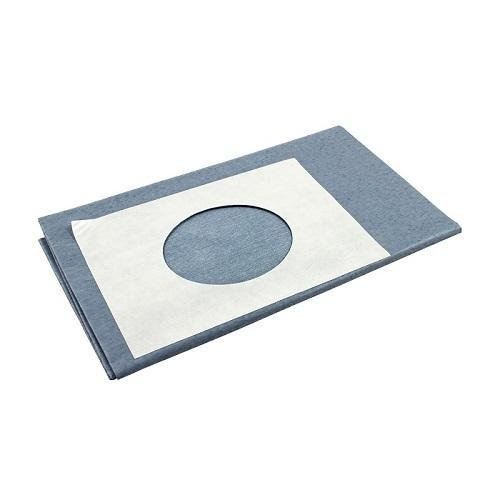 Fluid Impervious Fenestrated Drape 45cm x 60cm Sterile - Each MULTIGATE