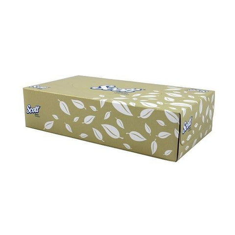 Scott Facial Tissues - Box (100) KIMBERLY CLARK
