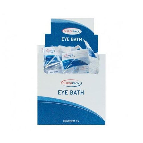 Surgipack Eye Bath Plastic - each OTHER