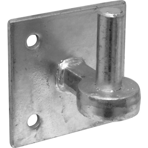 Field Gate Hook on Plate 4x4