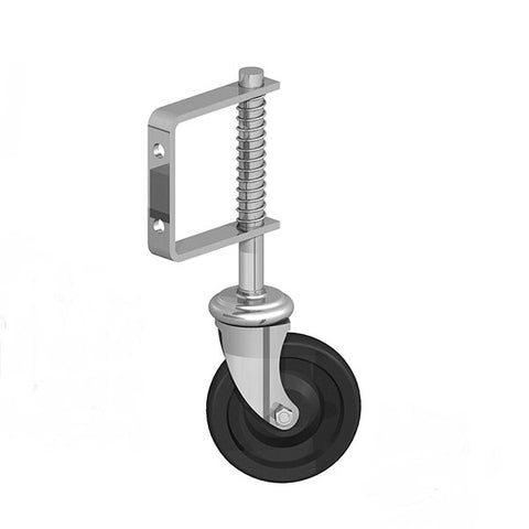 GATEMATE Spring Loaded Field Gate Wheel - Medium Duty