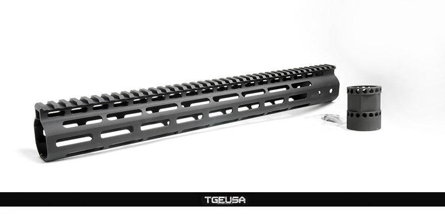 "SMOS Arms GFY M-Lok Rail - 15.1"" / Black"