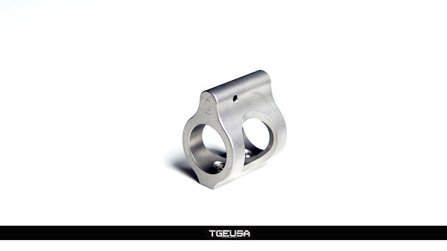 "2A Armament Ti Gas Block - AR .625"" Diameter"