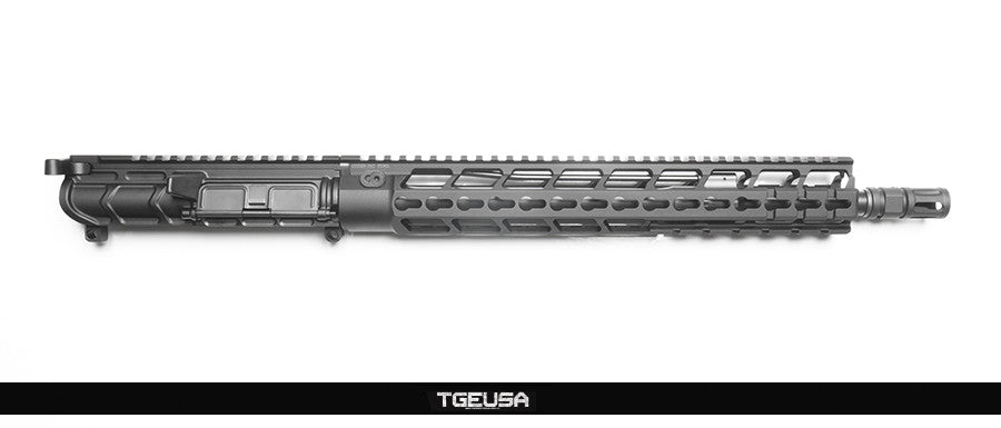 "Bootleg Inc. Complete Upper - 14.5"" 223 Wylde / 13.4"" Pic-Mod Rail / Adjustable Carrier / PWS Triad"