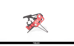 Elftmann ELF 3-GUN AR Trigger - Adjustable / Flat