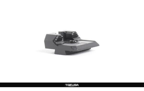 Fowler Industries Lock Back Rear Sight - Glock