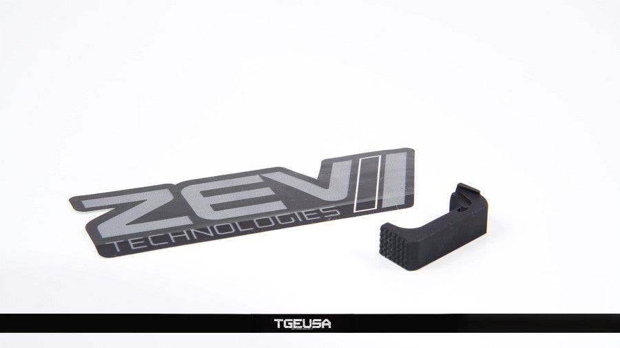 Zev Technologies Mag Release - Glock 4th Gen / Small