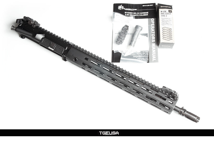 KAC SR-15 Carbine Mod 2 M-LOK Upper Assembly -14.5""