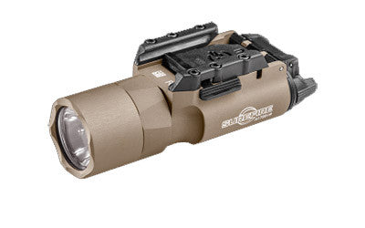 Surefire X300-A Ultra 600 Lumen Weapon Light - Tan