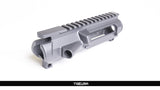 SMOS Arms GFY Forward Assist Upper - Stripped / Sniper Grey