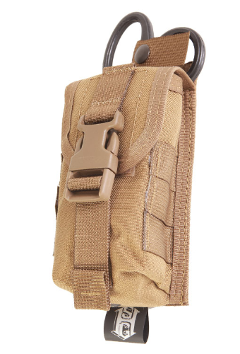 HSGI Bleeder/Blowout Pouch - MOLLE (Coyote Brown)