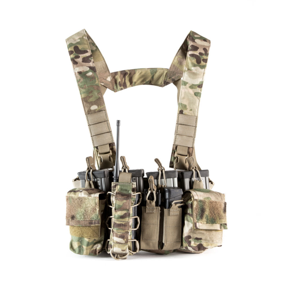 Haley Strategic DC3R Chest Rig - Multicam