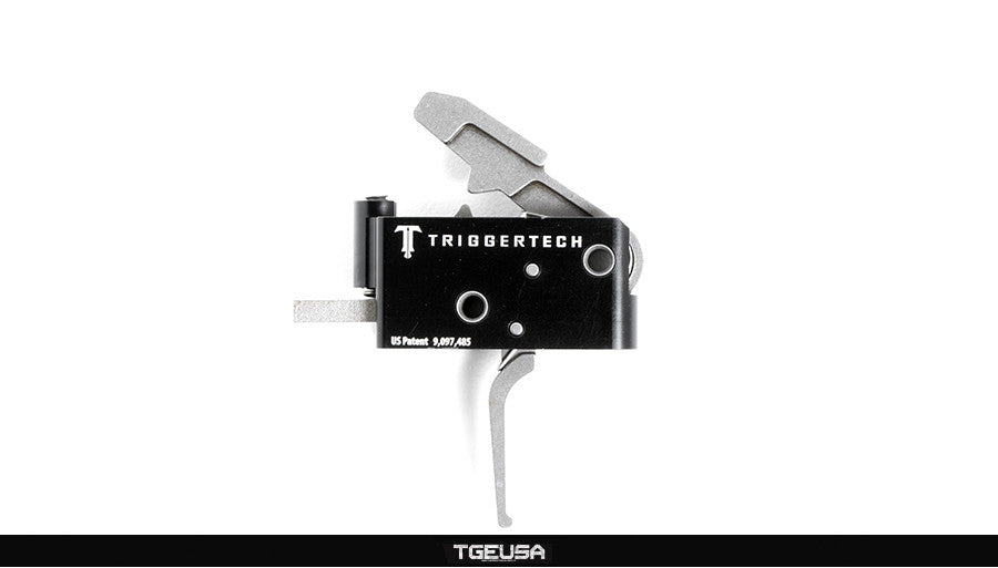 TriggerTech Adaptable AR Primary Trigger - Flat