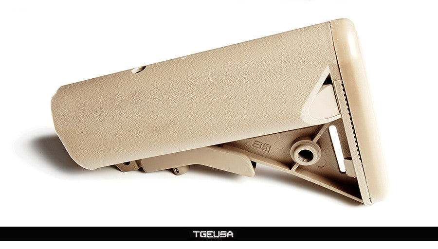 B5 Systems Enhanced SOPMOD Stock - FDE / Flat Dark Earth