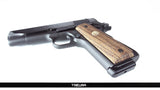 Chip McCormick 1911 Power Mag - Blackened Stainless (8 Round / .45 ACP)