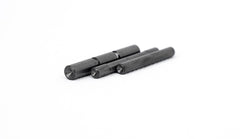 Fowler Industries Dimpled Pin Set - Glock Gen 3/4 (Black DLC)