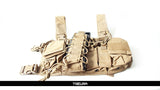 Haley Strategic DC3R Chest Rig - Coyote