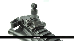KAC Folding Micro Rear Sight (200-600M Adjustable)