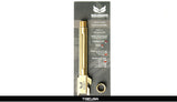S3FSolutions Glock 17 Match Grade Barrel - Ti Nitride (GOLD) / FLUTED + Threaded
