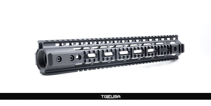 "SMOS Arms SMR Quad Rail - 13.6"" / Black"