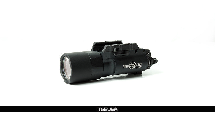 Surefire X300-A Ultra 600 Lumen Weapon Light - Black