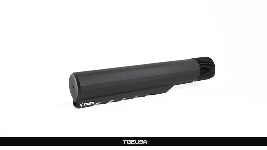 V SEVEN 2055 AL Lightweight Carbine Buffer Tube