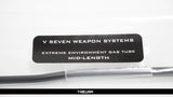 V SEVEN Extreme Environment Inconel Gas Tube - Mid Length