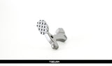 V SEVEN Ultra Light S7 Bolt Catch - AR15 / NP3 Nickel Boron Silver