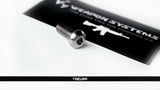 V SEVEN Titanium Grip Screw - AR