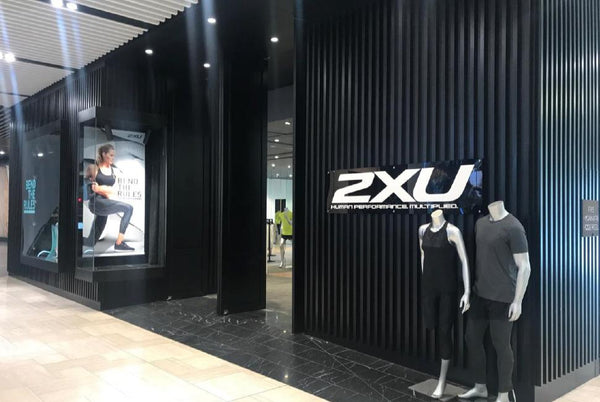 2XU HAS ARRIVED AT THE EMPORIUM MELBOURNE