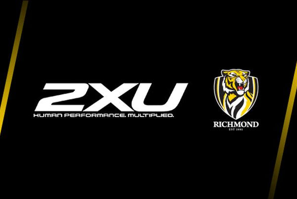 Richmond Football Club names 2XU official compression partner