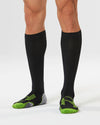 Compression Socks for Recovery - Black/Grey
