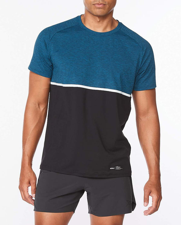 Motion Colour Block Tee