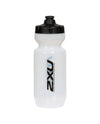22Oz Waterbottle - Clear/Black X