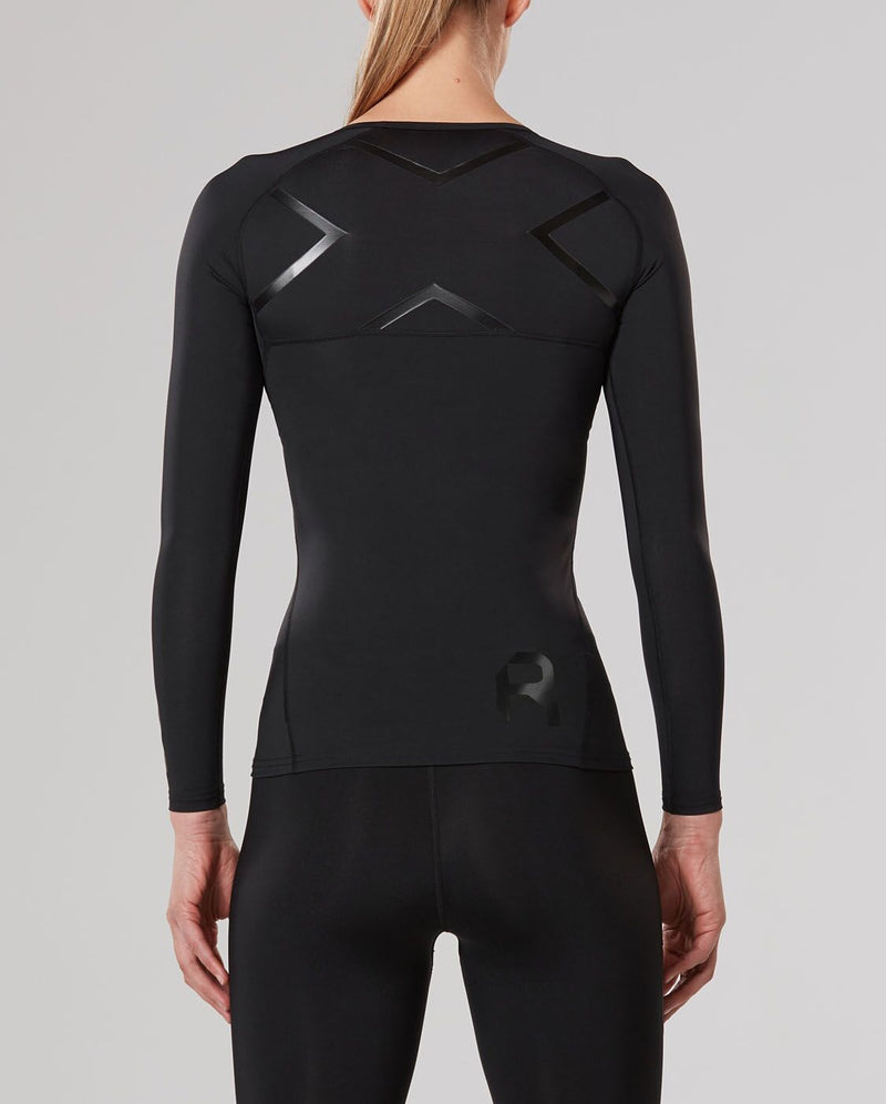Refresh Recovery Compression L/S Top