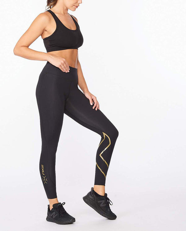 Force Mid-Rise Compression Tights