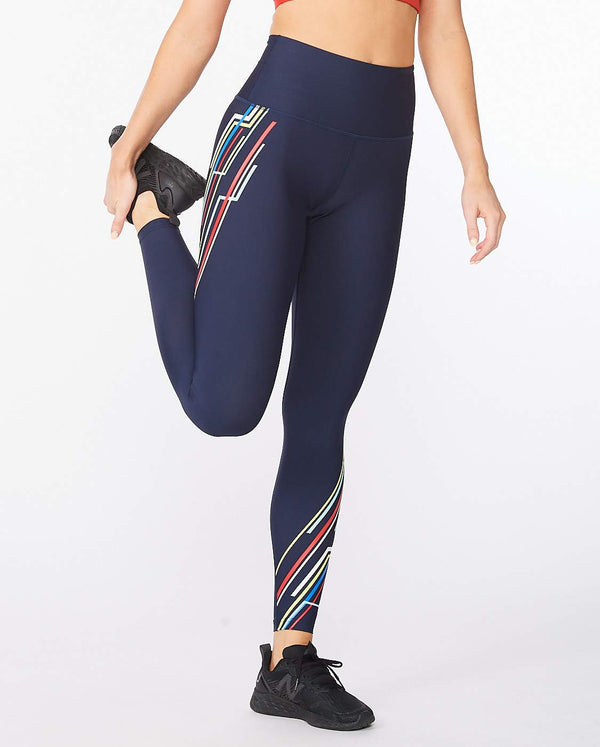 Aero Sculpt Hi-Rise Compression Tights