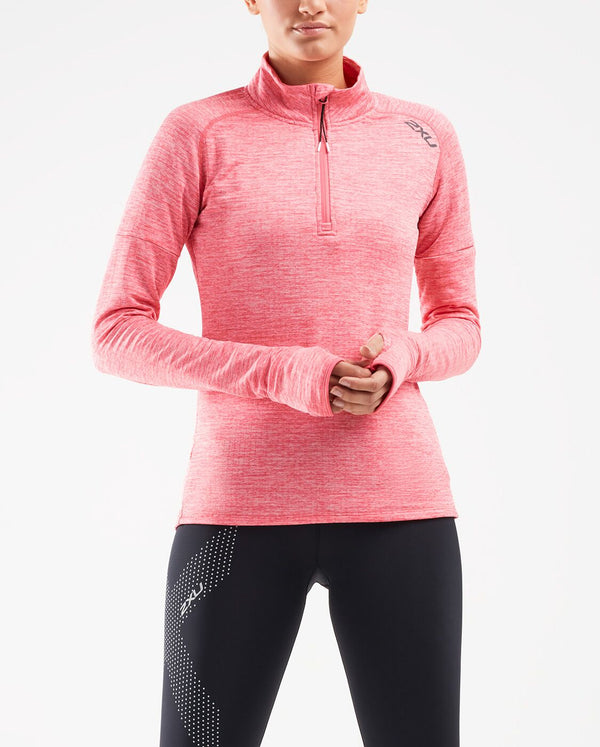 PURSUIT Thermal 1/4 Zip Top
